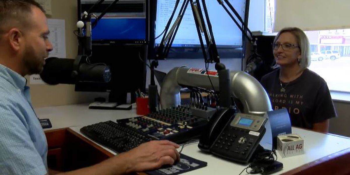 Floydada radio station reaches nationwide audience