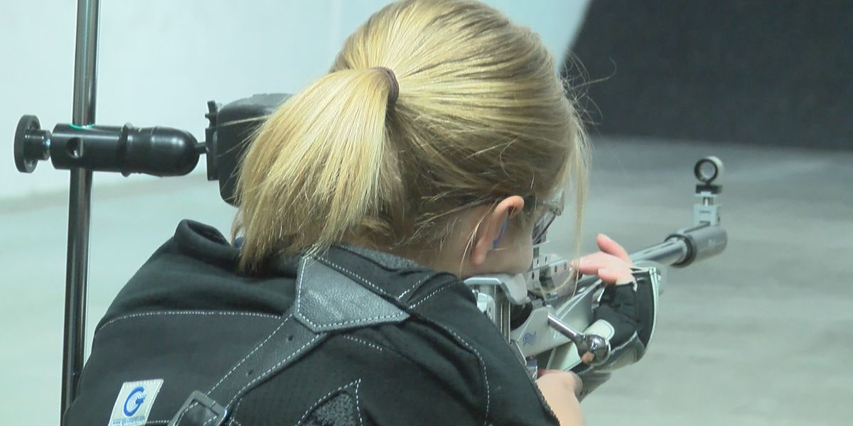 Lubbock shooter Kayla Riewe sets sights on Junior Olympics