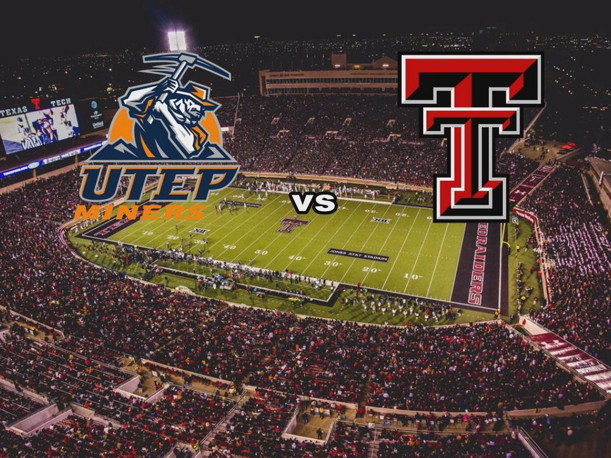 Texas Tech vs UTEP: 3 keys to victory for Tech
