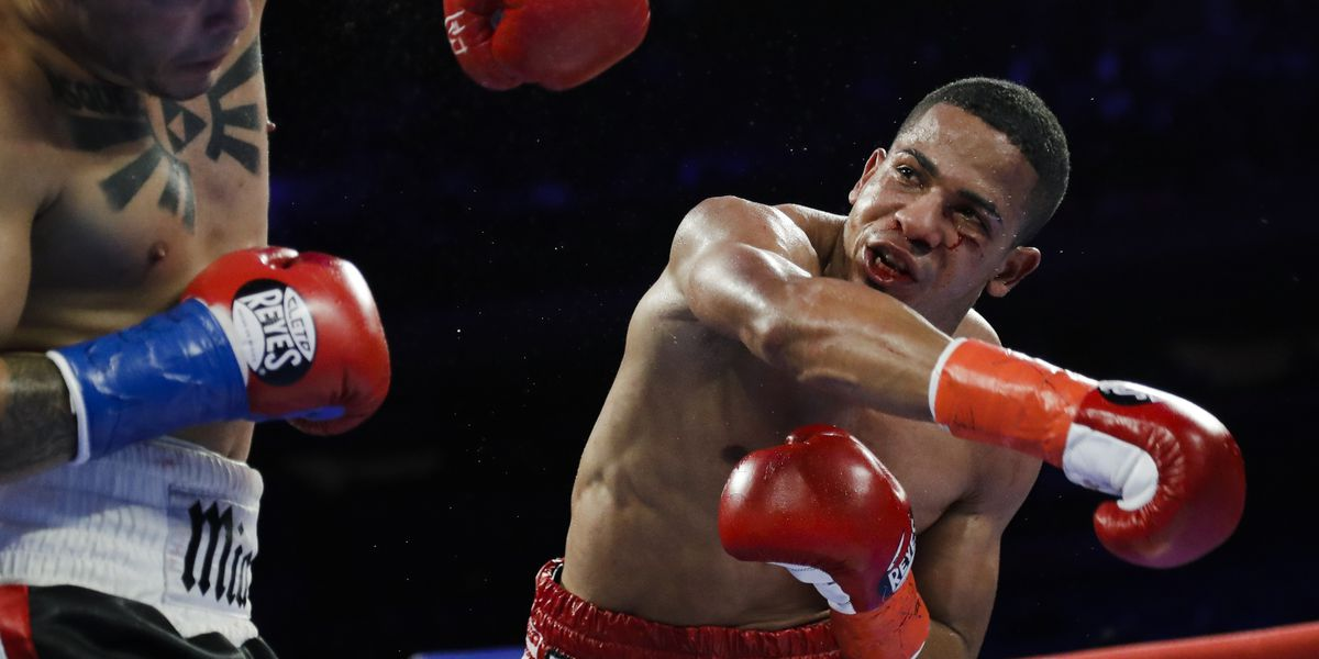 Boxer held without bail after lover found dead in Puerto Rico