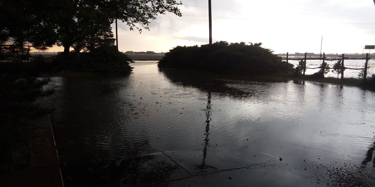 Heavy flooding in Lubbock, surrounding area as storms continue