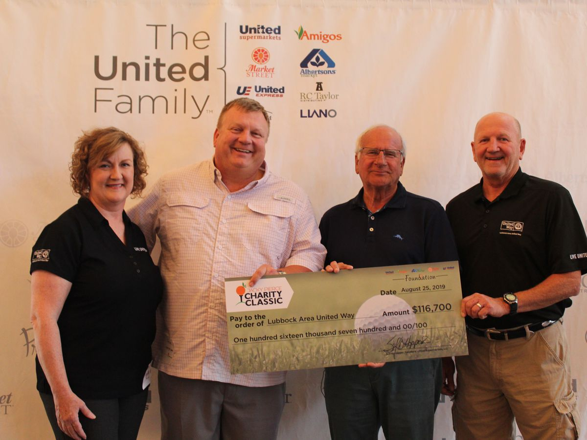 United Family's 28th Annual Jacky Pierce Charity Classic Breaks Fundraising Record