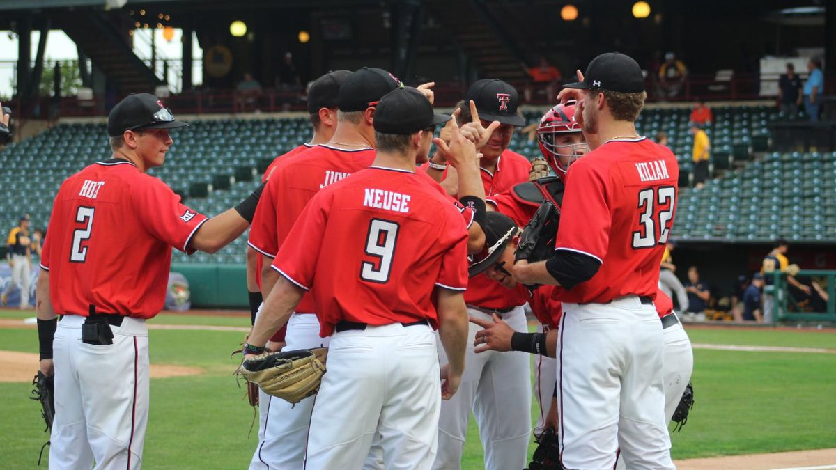 Red Raiders beat West Virginia to stay alive, play Mountaineers again tonight