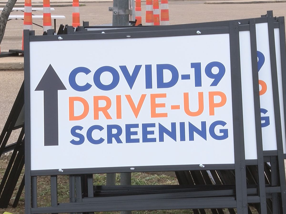 UMC drive-thru screening not available Saturday