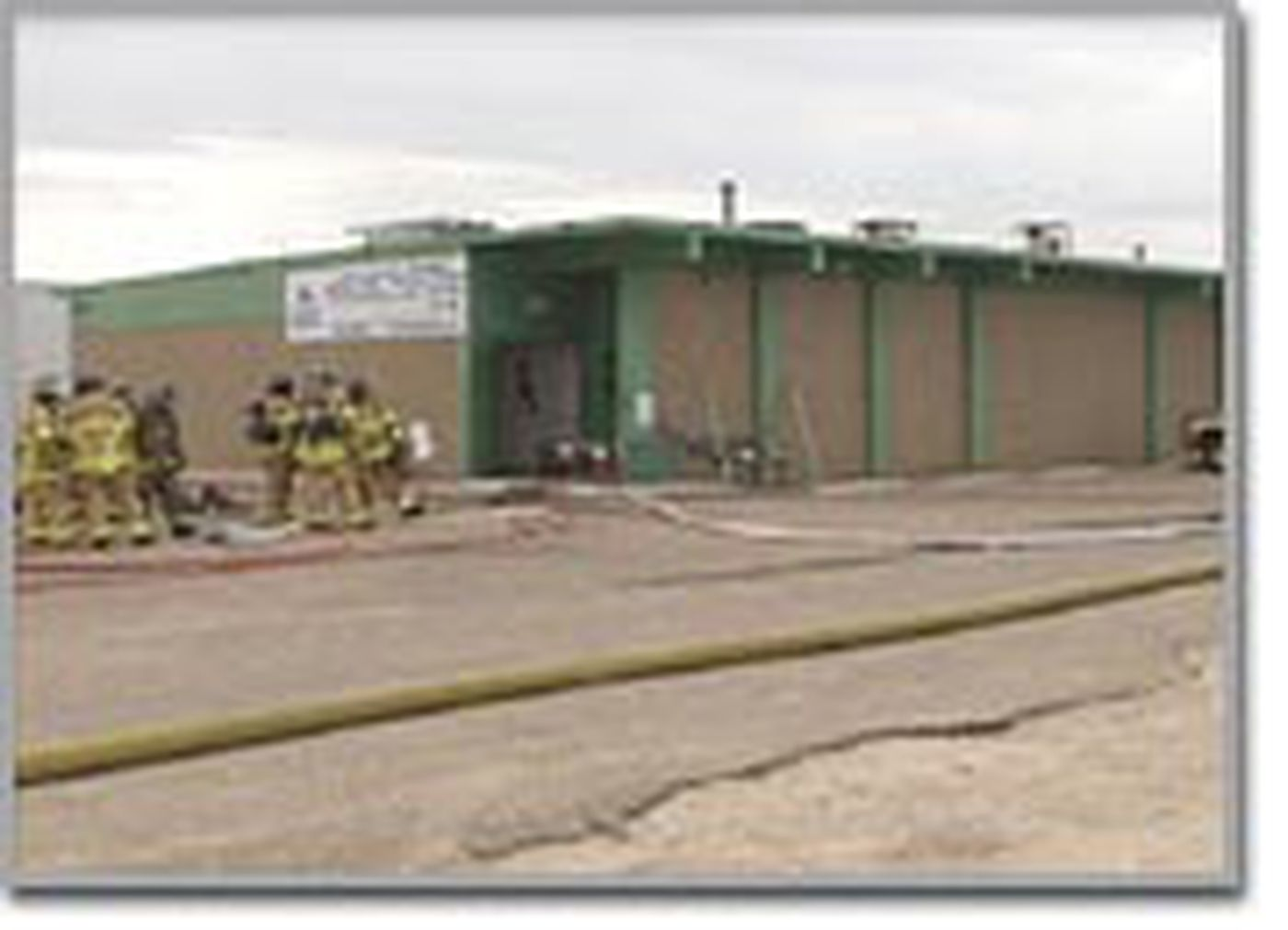 flames erupt at lubbock shooting range kcbd com