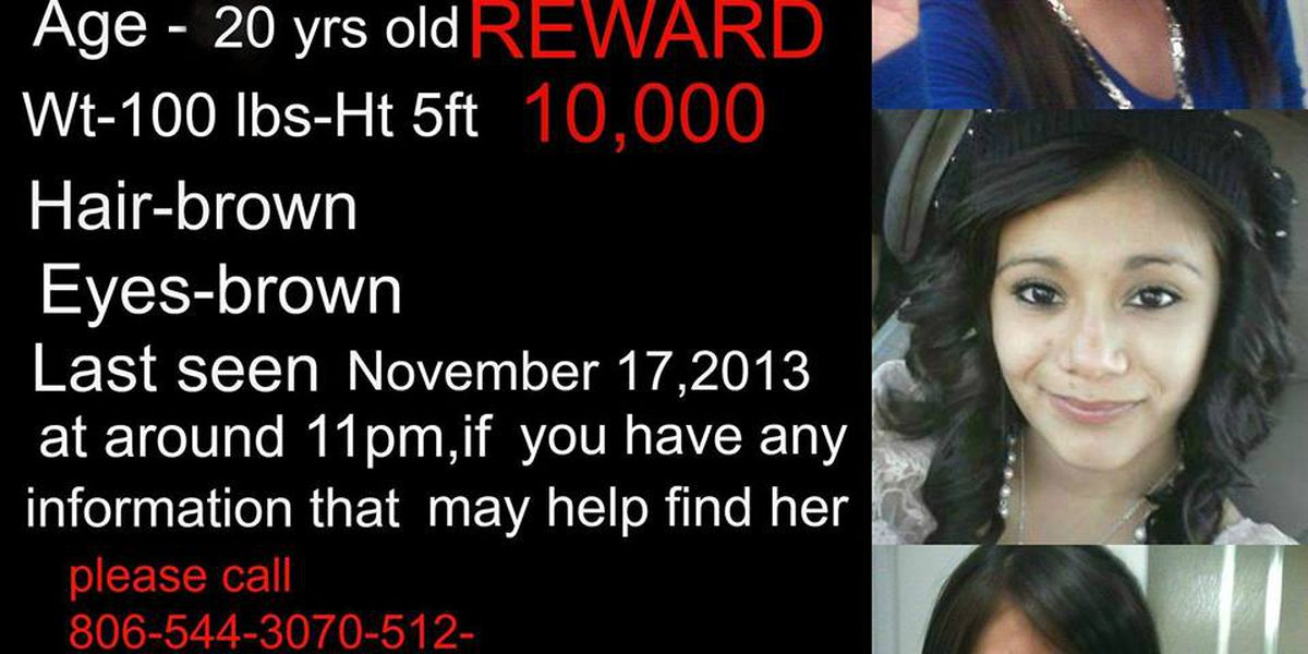 Lubbock police continue search for Zoe Campos 2 years after disappearance