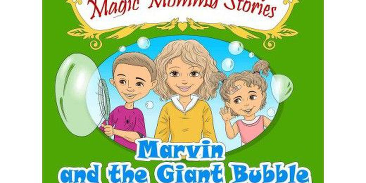 Barnes and Noble to host signing for Karin McCay's first children's book