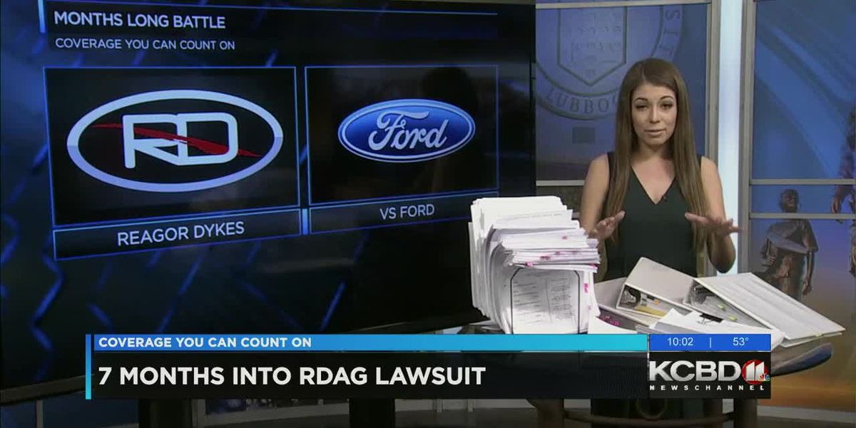 Seven months into Reagor Dykes lawsuit