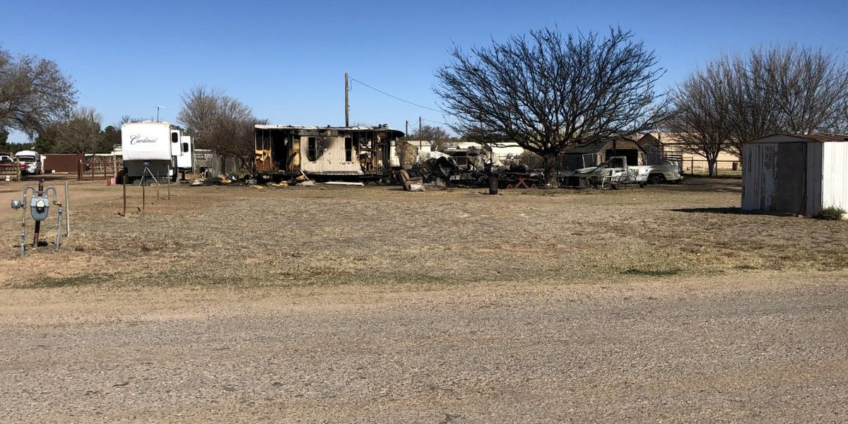 Man killed in Tuesday night trailer fire