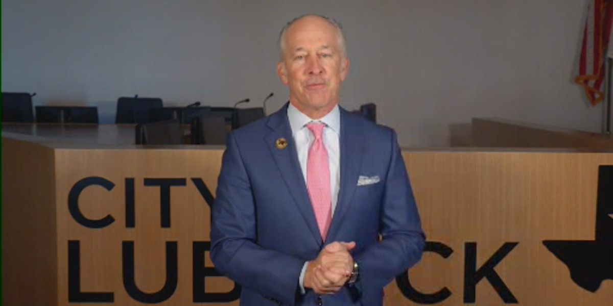 "Mayor Pope on state of City: ""Lubbock Prevails"""