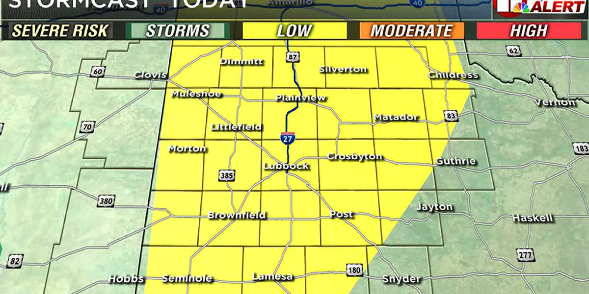Severe Weather potential continues overnight