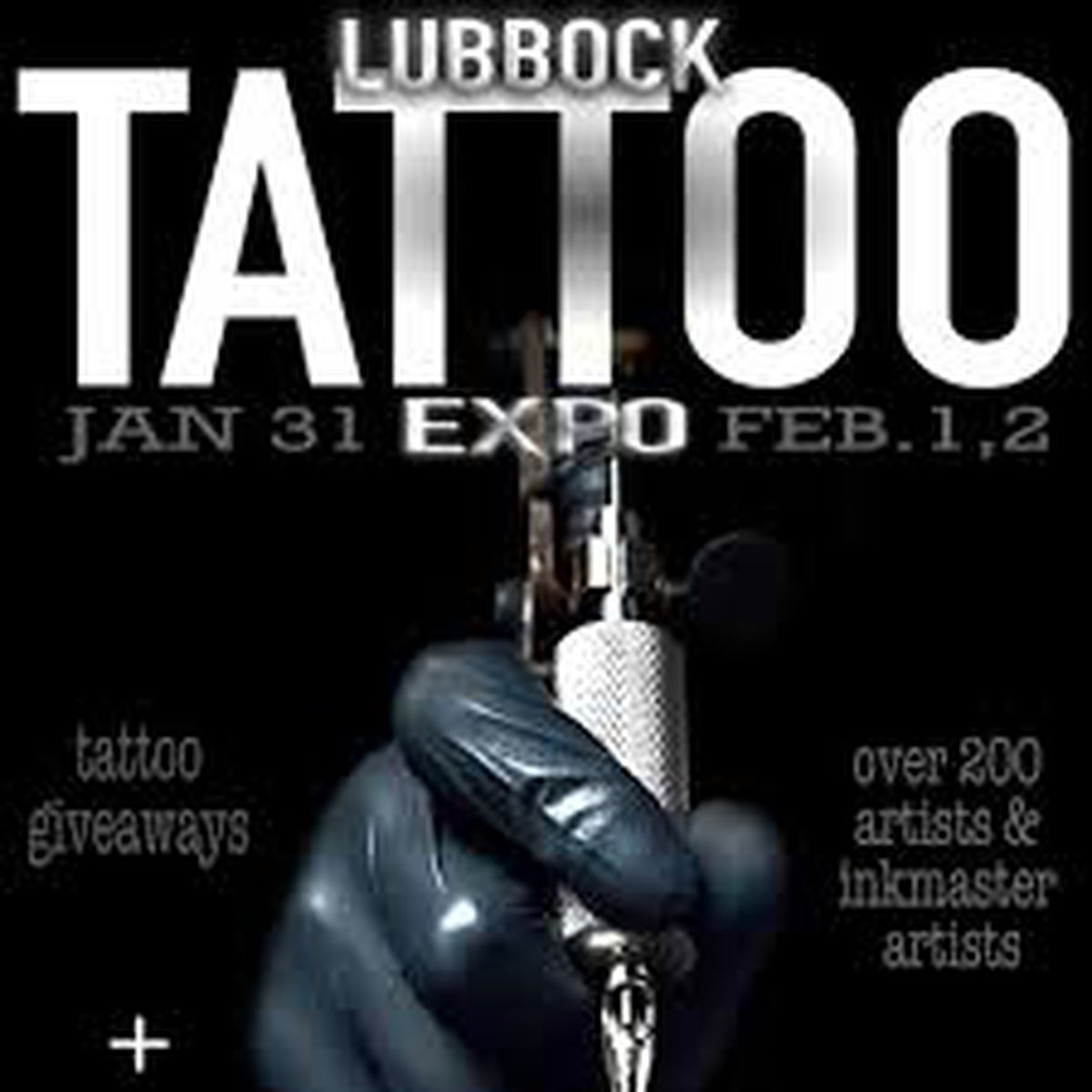 Lubbock Tattoo Expo Takes Place Jan 31 Feb 2