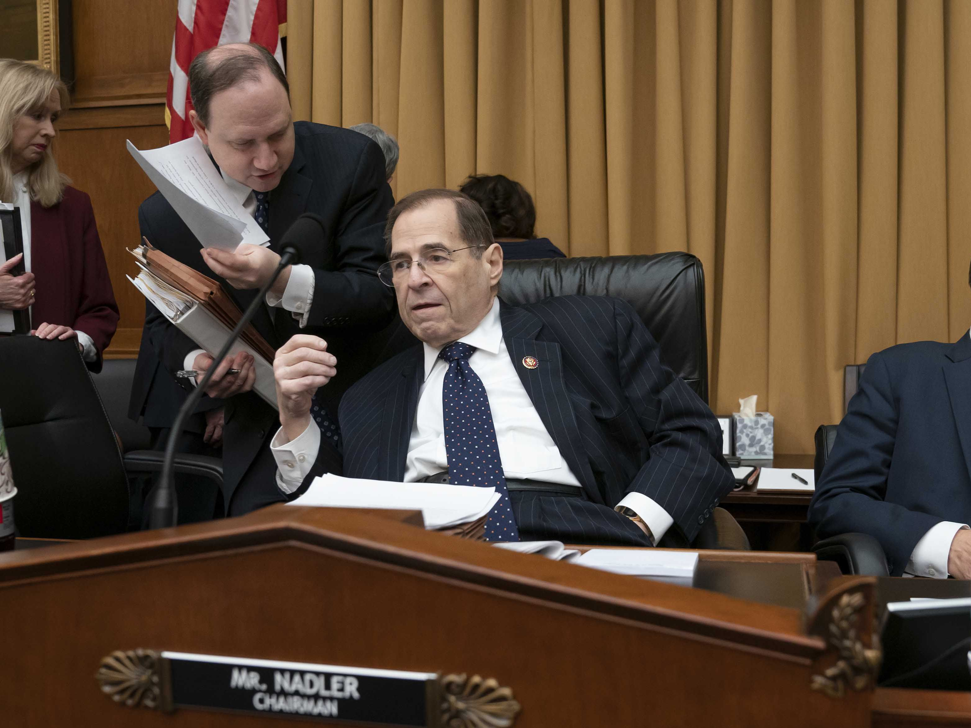 House Judiciary Committee to hold hearing on rise of white nationalism, committee source says