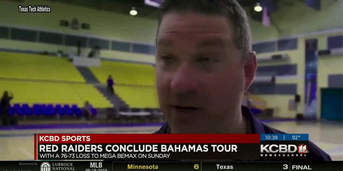 XTRA: Red Raiders conclude Bahamas tour