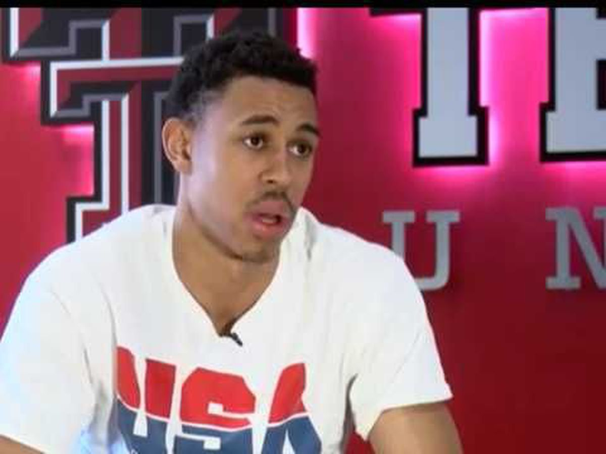 Zhaire Smith thinks Red Raiders can win NCAA Tournament
