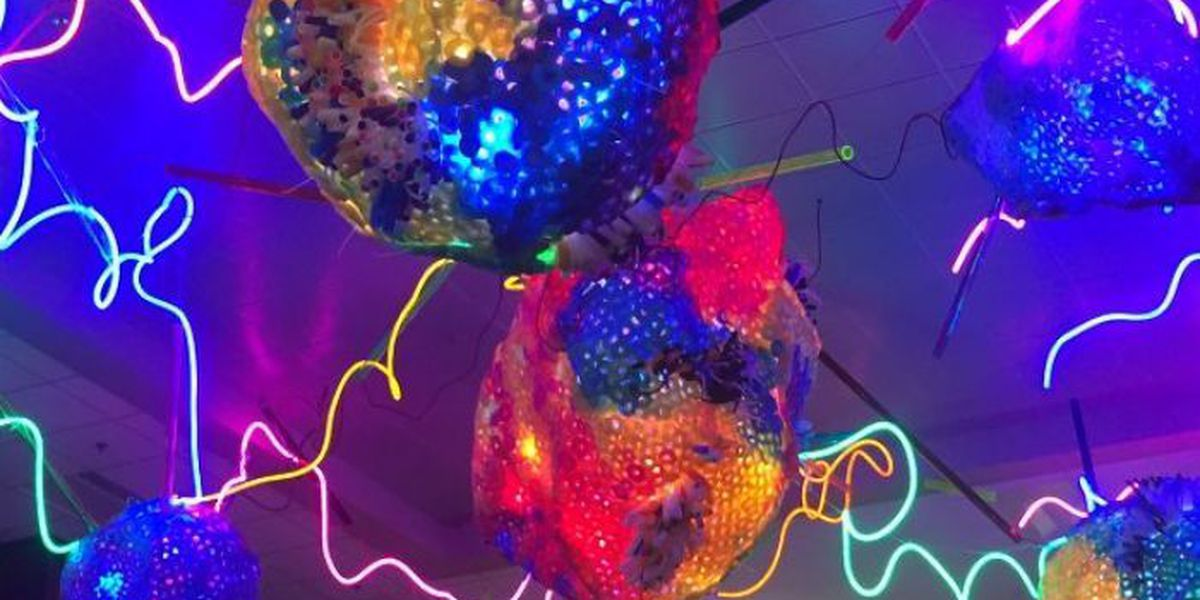 TTU unveils new art installation in College of Human Sciences
