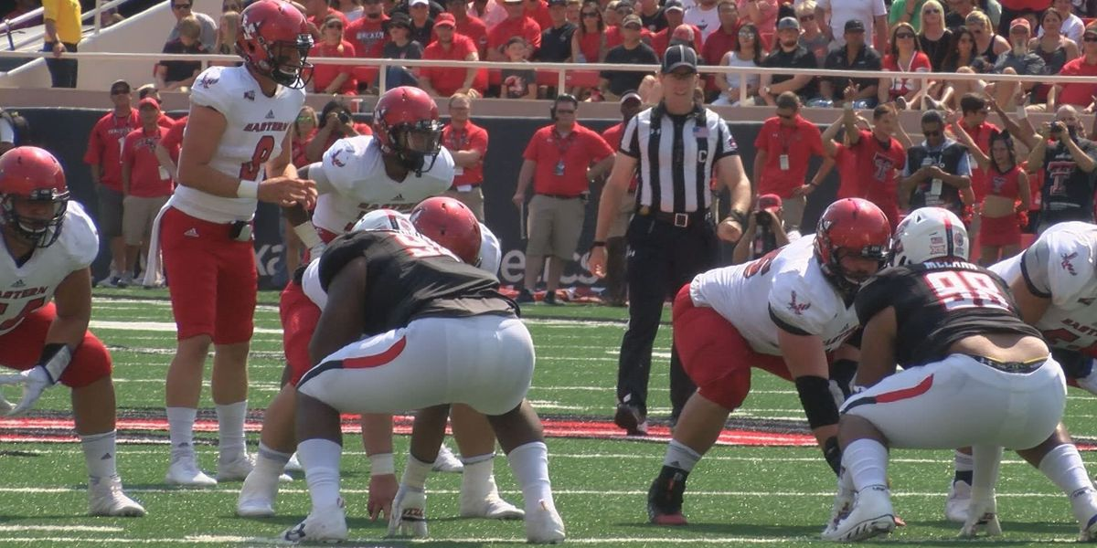Red Raider defense shows up for season opener