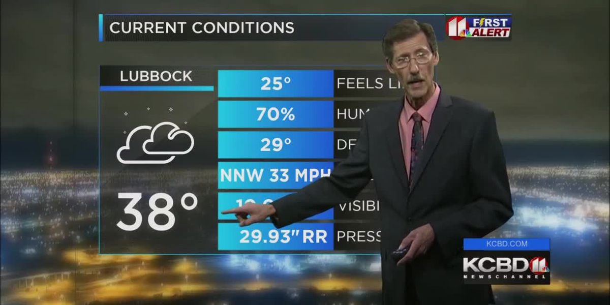 KCBD Weather at 10 for Jan 18