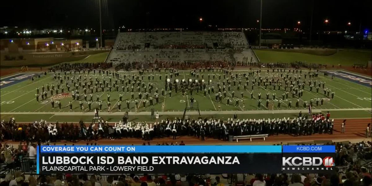 LISD honors C. Doyle Gammill at 35th Annual Band Extravaganza