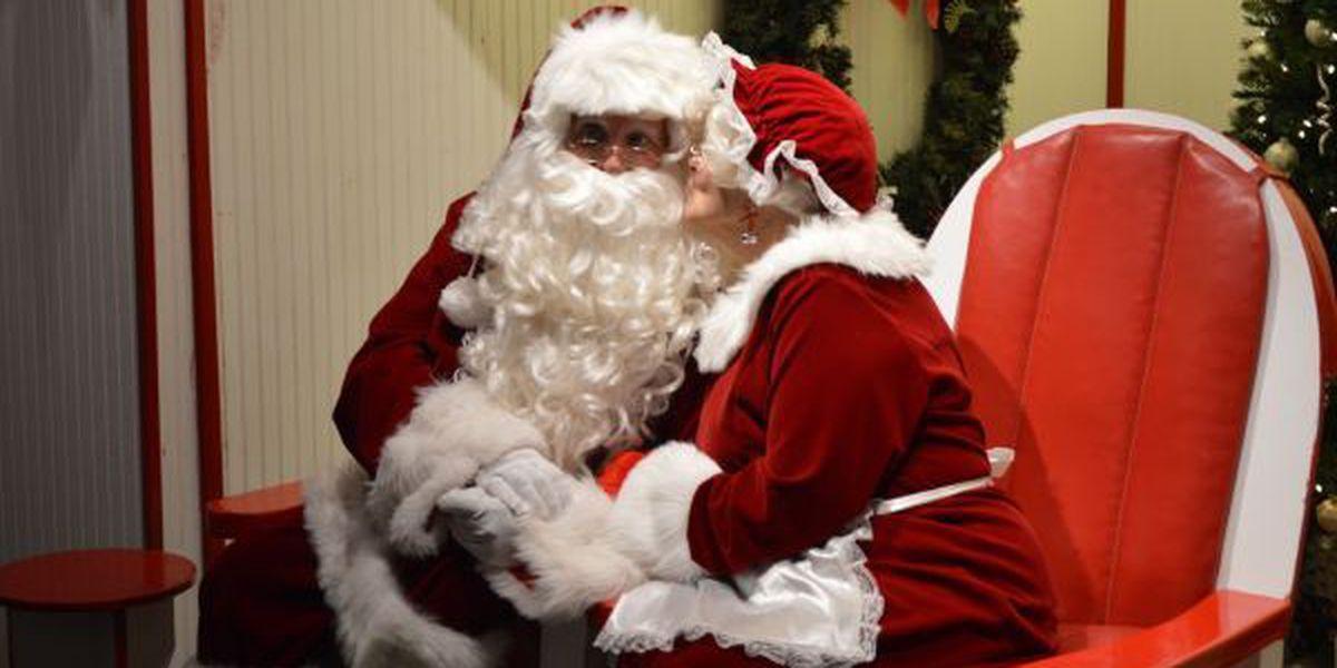 Santa Land open through Dec. 23