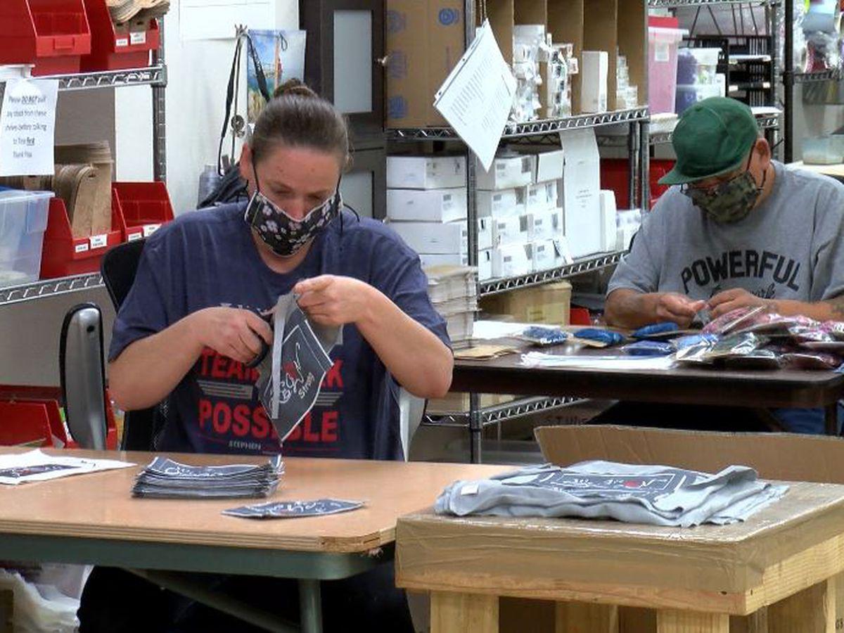 Stephen Joseph Companies changing production to help nonprofits