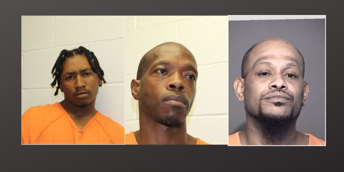 Levelland Police identify, arrest 3 suspects in weekend shooting