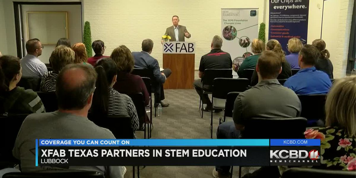 X-FAB partners in STEM program for high school students