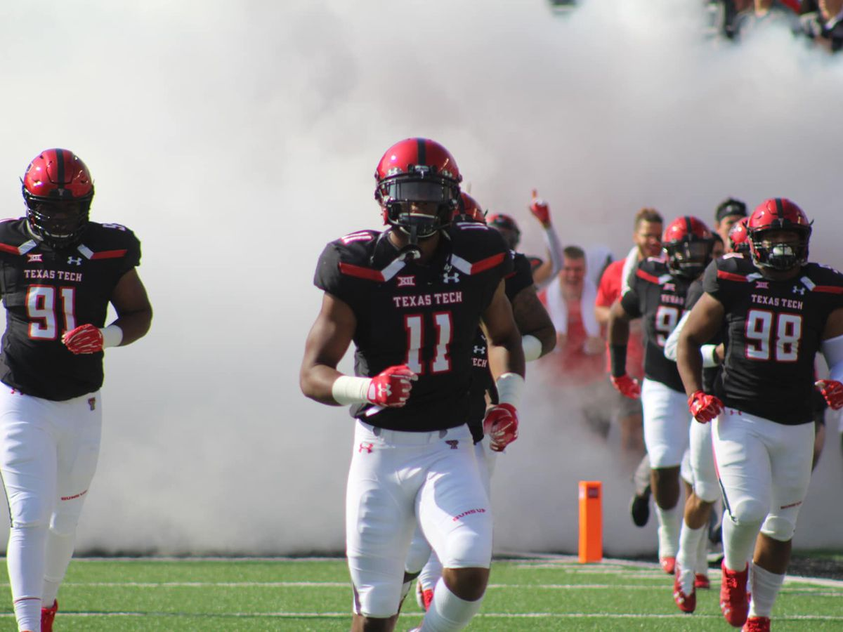 Texas Tech announces 2019 football schedule