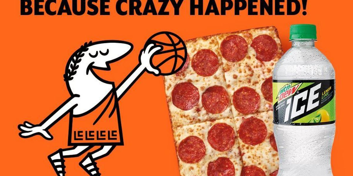 Little Caesars giving away free pizza Monday
