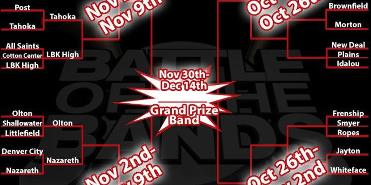 28 schools remain in the Battle of the Bands