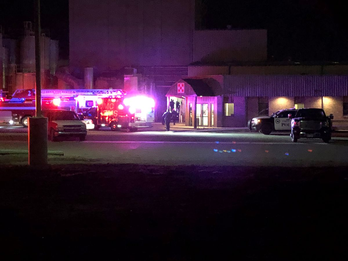 One dead following industrial accident at Lubbock Purina Mills plant