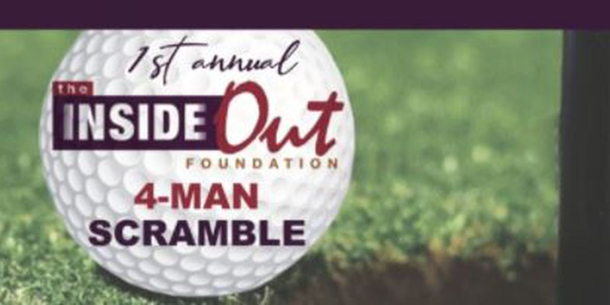 Inside Out Foundation to host 1st annual 4-man Scramble April 29