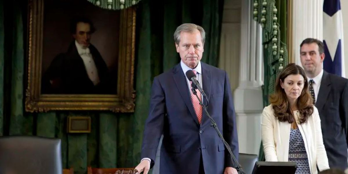 Former Texas Lt. Gov. David Dewhurst arrested on domestic violence charge