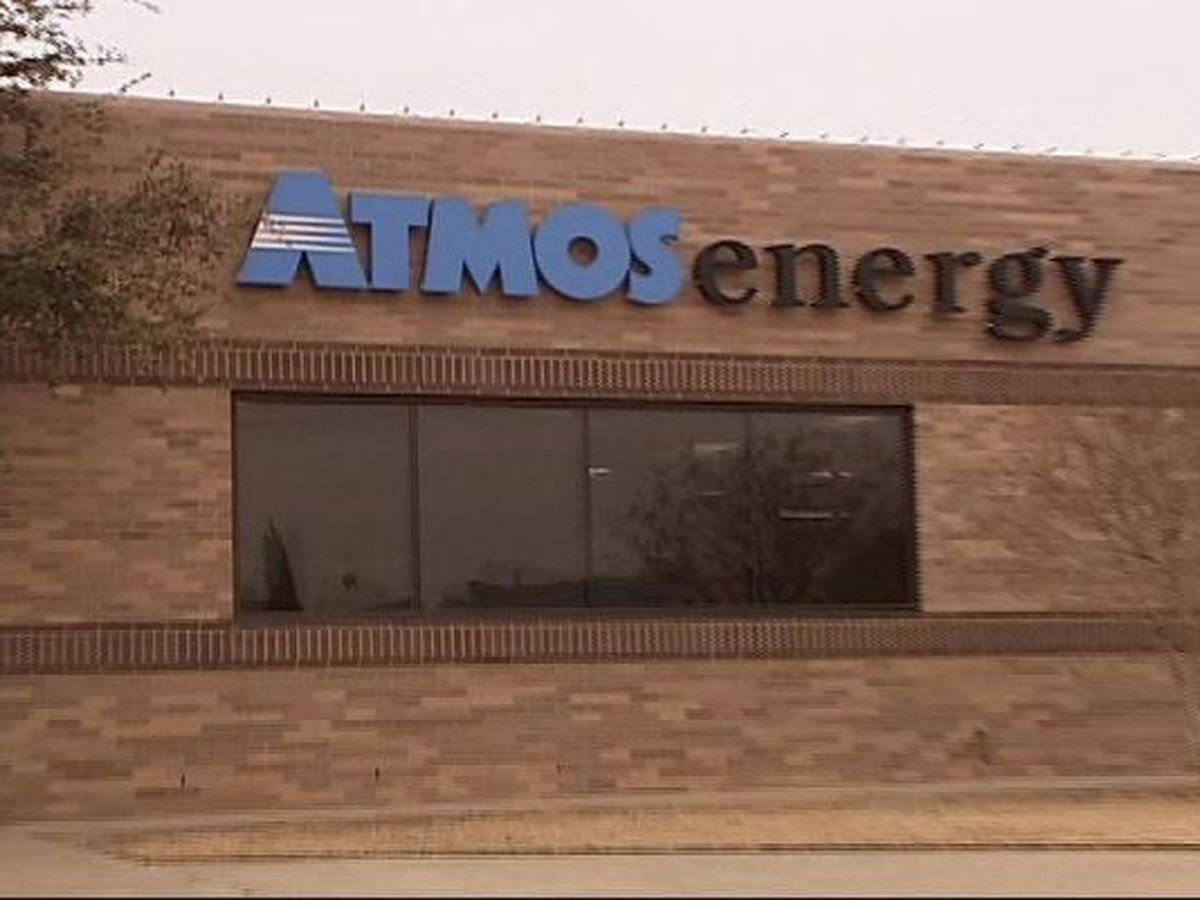 Atmos working to repair natural gas line to O'Donnell