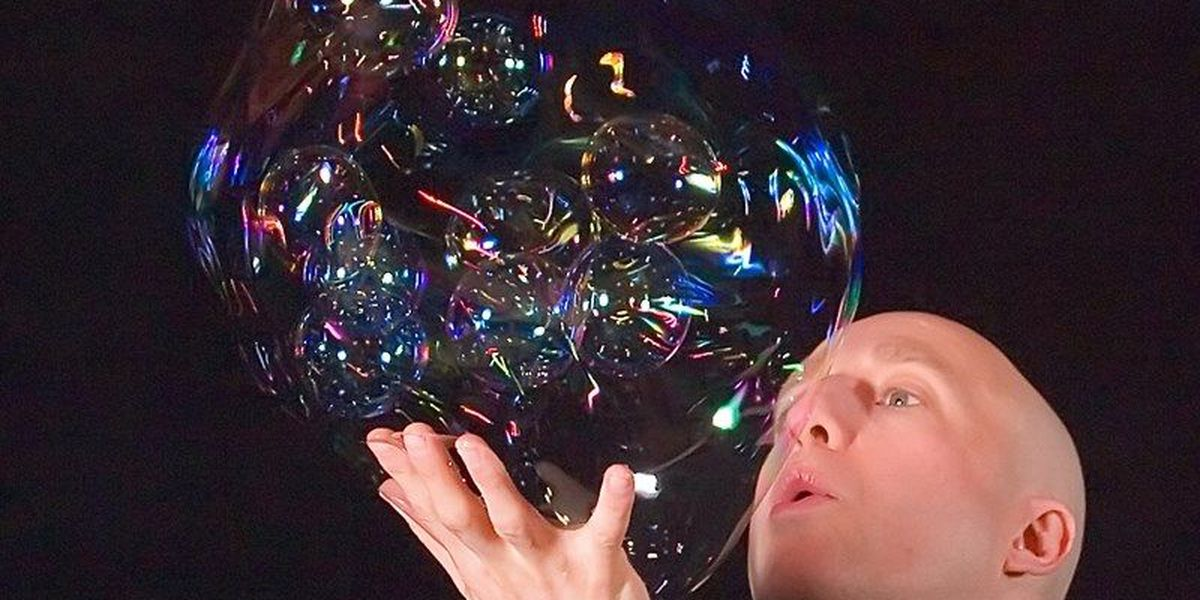 Science Spectrum hosting BubbleFest on Saturday, Oct. 17