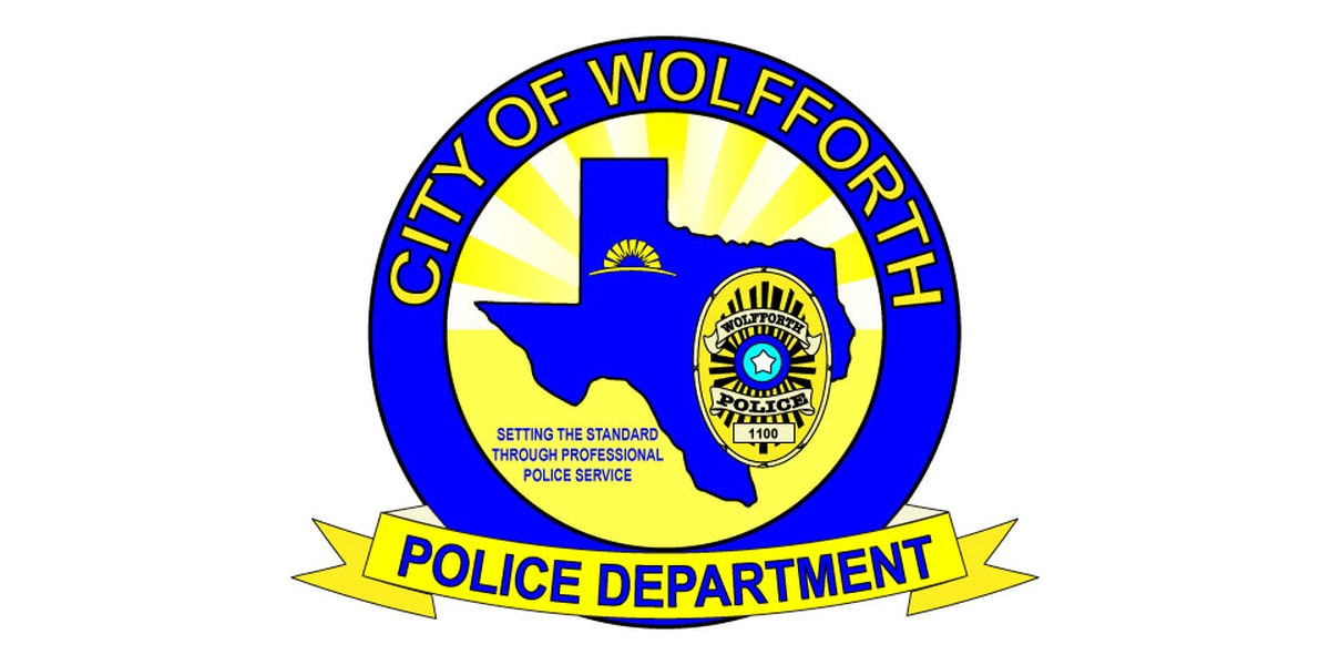 Wolfforth police searching for armed robbery suspect