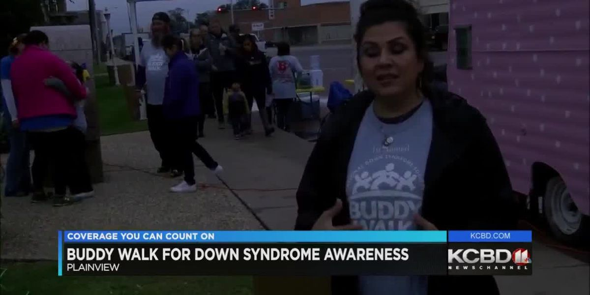 Buddy Walk for Down Syndrome Awareness