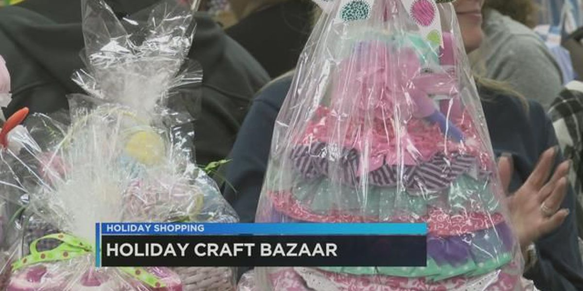 Copper Rawlings Community Center hosts 15th Holiday Craft Bazaar