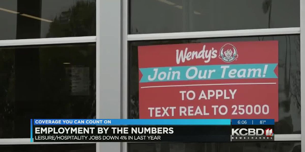 Lubbock restaurants struggling to find employees
