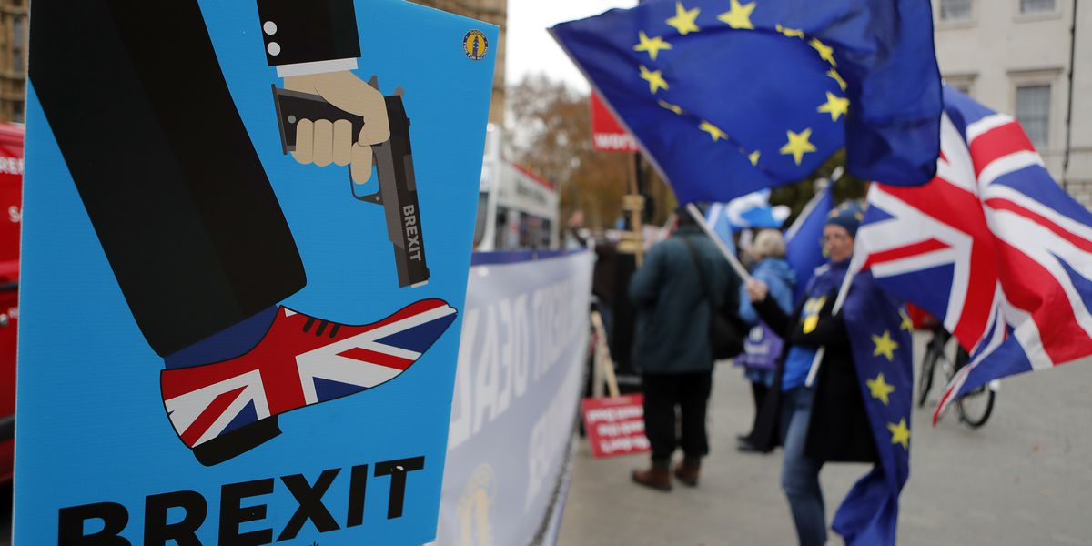 Is there a Brexit 'Plan B?' UK minister offers alternatives