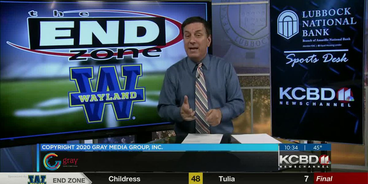 KCBD End Zone Scores & Highlights for Friday, Oct. 23 (Part 2)