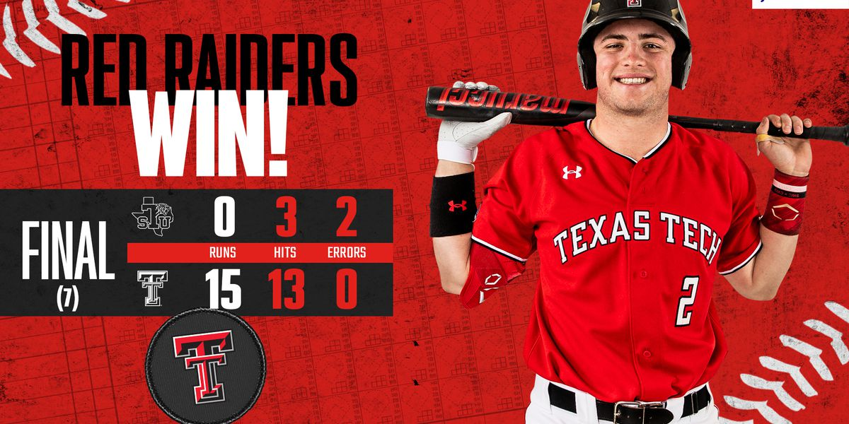 #10 Red Raider baseball closes out homestand with win