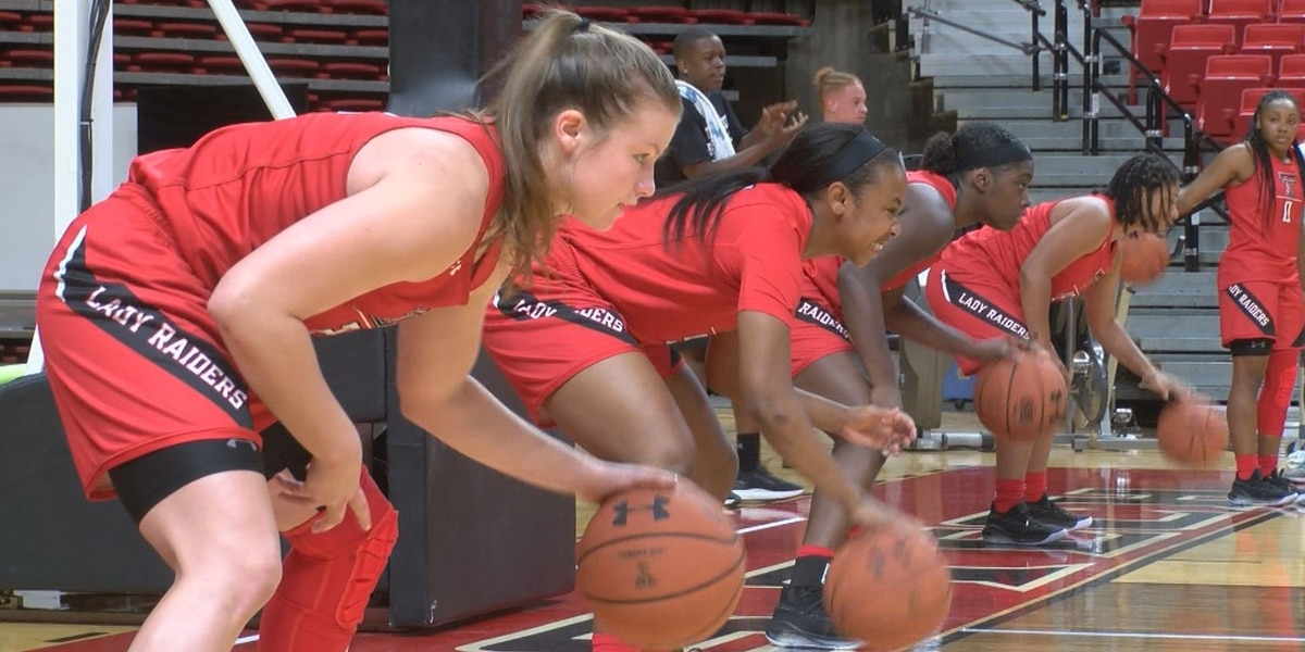 Lady Raiders hold official first practice