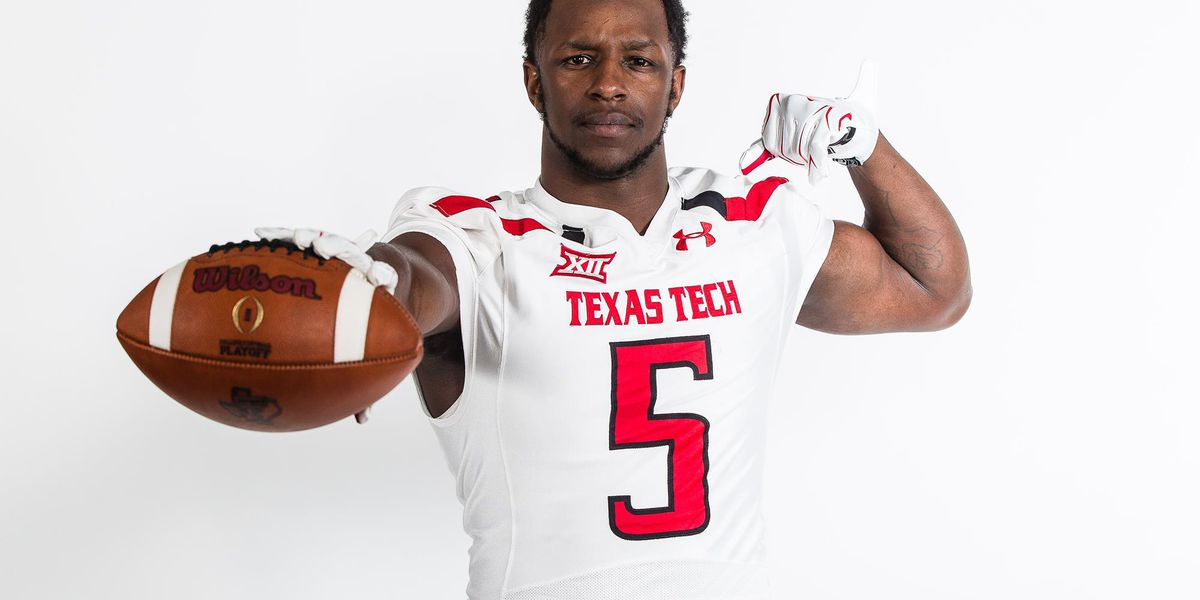 Octavious Morgan medically retires from Red Raider football