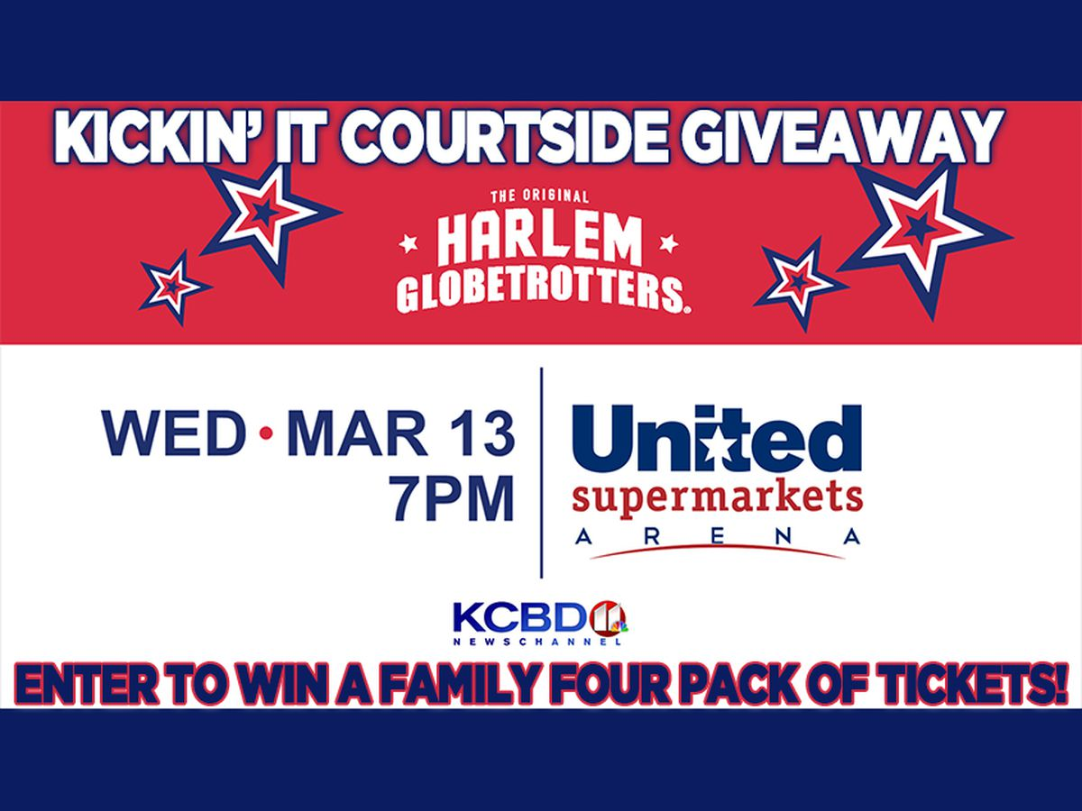 Harlem Globetrotters Giveaway Official Promotion Rules
