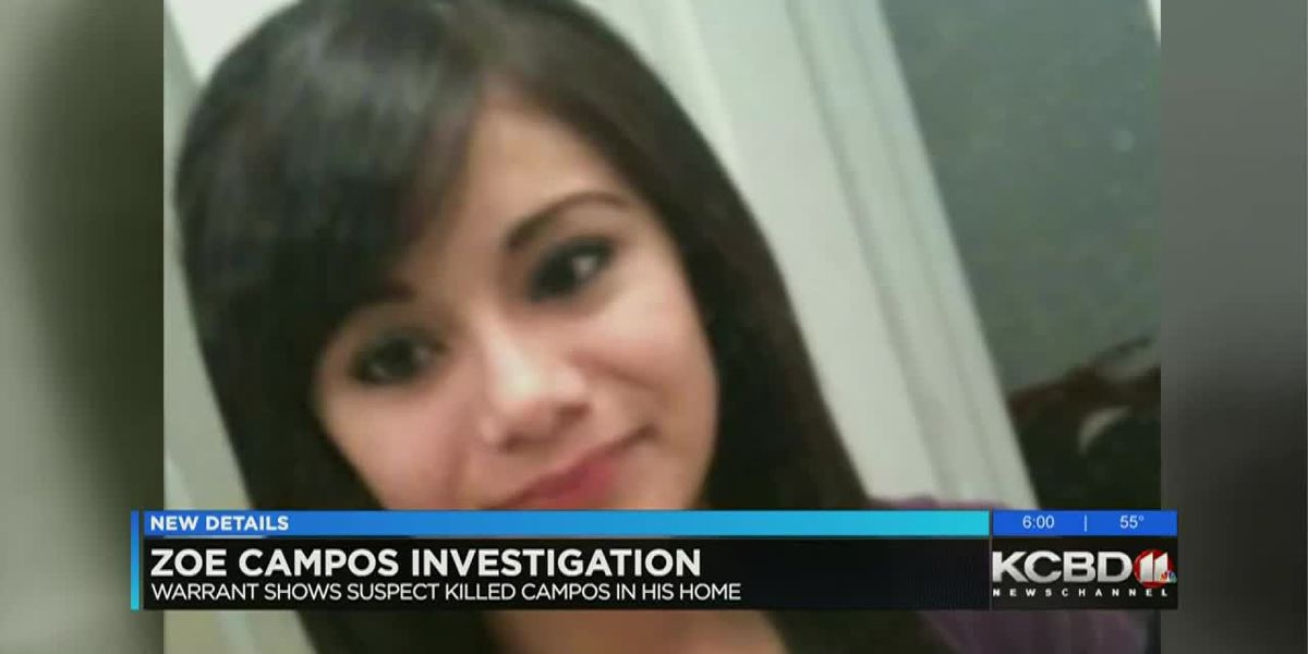 Zoe Campos Investigation: The Latest