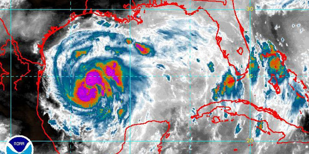Here's what you need to know about Hurricane Harvey