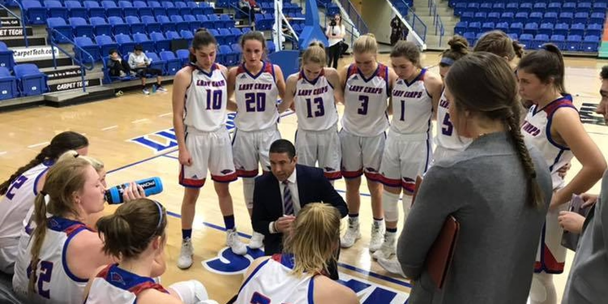 No. 25 LCU Lady Chaps win Heartland Conference Tournament