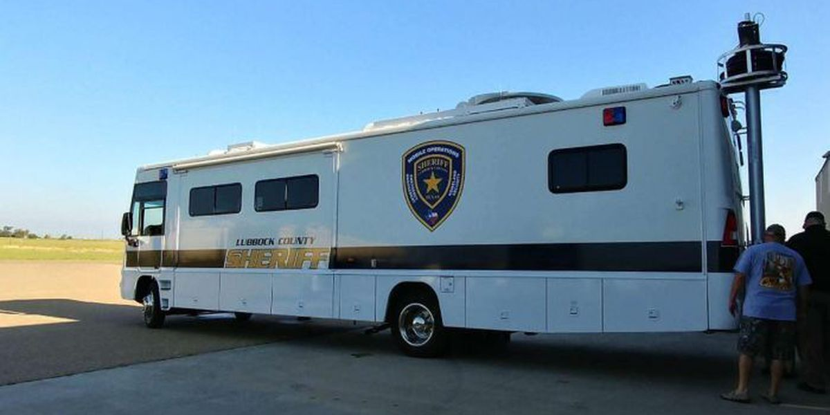 Lubbock County Emergency Management team arrives in San Antonio