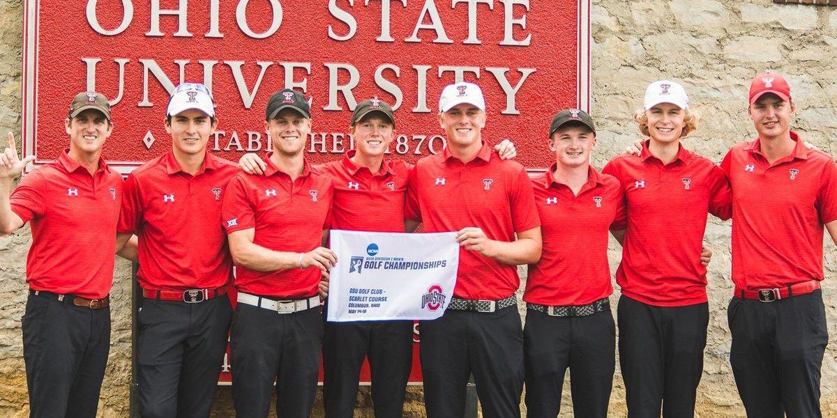 Red Raider golf advances to NCAA championships